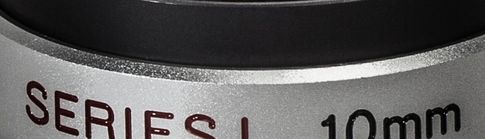 Final Kish Lenses 10mm CU